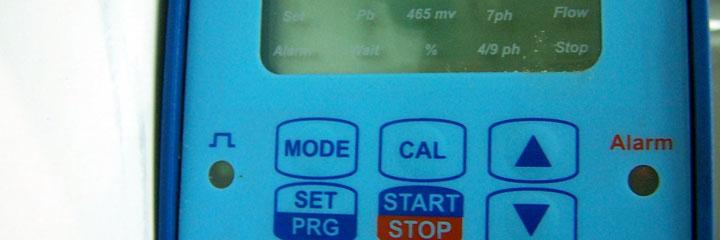 Regulador automático de ph con dosificador de ácido