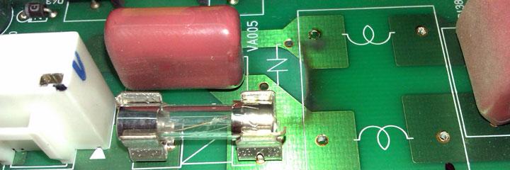 Restos de cobre en PCB