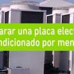 Cómo reparar una placa electrónica de aire acondicionado por menos de 4€