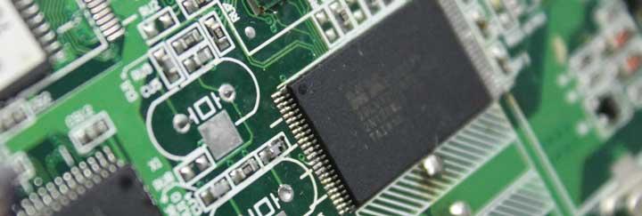 Chip SMD resoldado