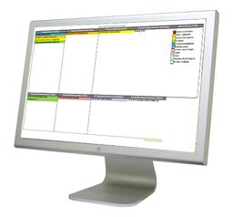 Tablero Kanban para planificación de trabajos en formato Excel