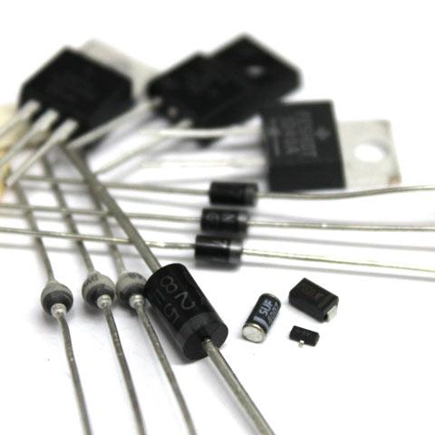 Circuito Rectificador : Ha  positivo y negativo doble filtro rectificador de