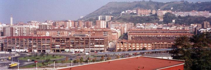 Vista desde el hotel Hesperia