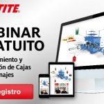 Webinar gratuito sobre mantenimiento y reparación de cajas de engranajes