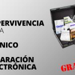 Kit de supervivencia para el técnico de reparación electrónica