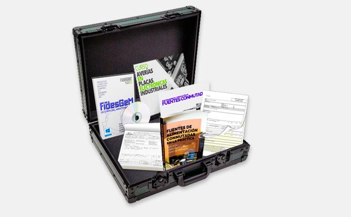 Kit de supervivencia para el técnico de reparación electrónica - Portada