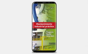 Mantenimiento industrial práctico - Ebook vista de portada