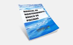 Manual de mantenimiento básico de piscinas - Portada