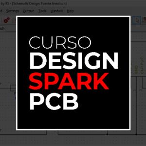 Curso online de diseño de esquemas electrónicos con Design Spark PCB