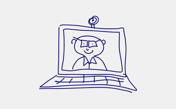 Clases de electrónica por videoconferencia