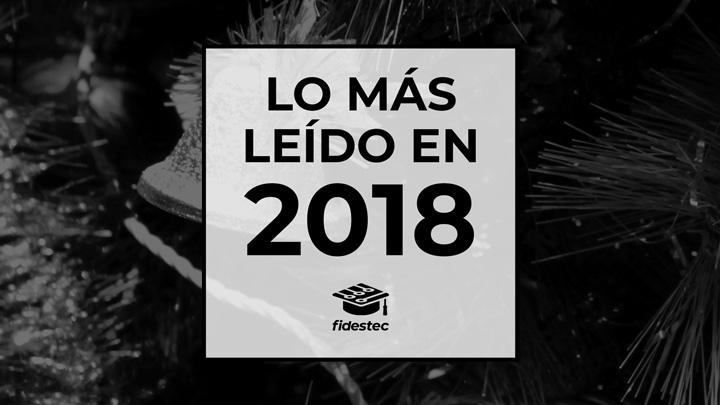 Lo más leído en 2018