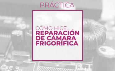 Reparación de la placa electrónica de una cámara frigorífica (Club de electronicología)