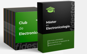 Pack electronicología - 33 cursos de reparación electrónica