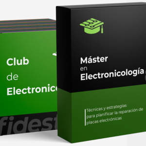 Pack electronicología