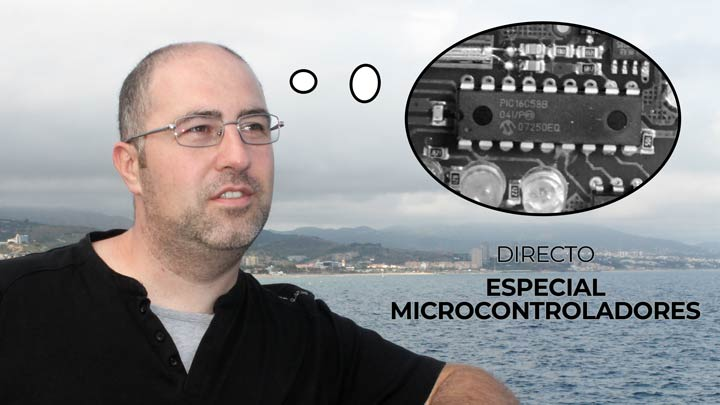 Directo especial microcontroladores