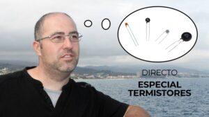 Especial termistores