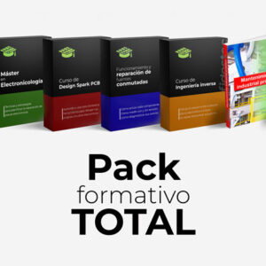 Pack formativo total